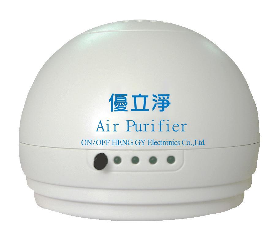 負離子殺菌空氣清淨機